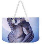 Ears Of The Werewolf Weekender Tote Bag