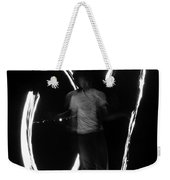 Earth Angel Weekender Tote Bag