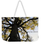Earth Day Special - Ancient Tree Weekender Tote Bag