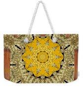 earth sun Popart Weekender Tote Bag