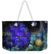 Earthday 2014- The View From On High Weekender Tote Bag
