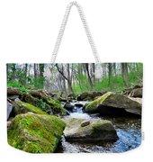 Earthen Falls Weekender Tote Bag
