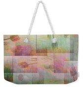 Earthly Garden Weekender Tote Bag