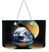 Earths Protective Cover Weekender Tote Bag