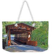 Easley Covered Bridge Weekender Tote Bag