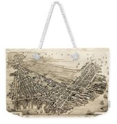 East Boston 1879 Weekender Tote Bag