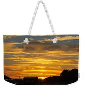 East Coast Sunset Weekender Tote Bag