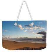 East Hampton Sunrise Weekender Tote Bag