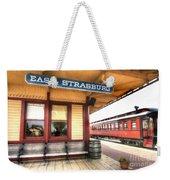 East Strasburg Station Weekender Tote Bag