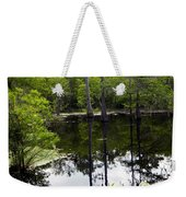 East Texas Cyprus Pond Weekender Tote Bag