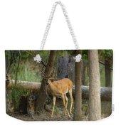 East Texas Whitetail  Weekender Tote Bag