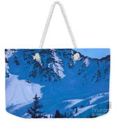 East Wall Weekender Tote Bag