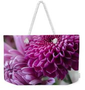 Easter Bouquet Flowers Mums And Dahlia Weekender Tote Bag