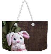 Easter Bunny Weekender Tote Bag by Edward Fielding