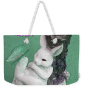 Easter Card 1 Weekender Tote Bag