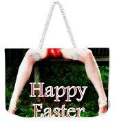 Easter Card 3 Weekender Tote Bag