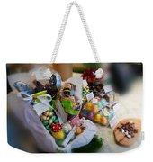 Easter Chocolate Weekender Tote Bag