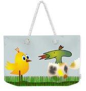 Easter Egg - Disagreeable Surprise Weekender Tote Bag