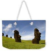 Easter Island 10 Weekender Tote Bag