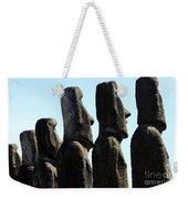Easter Island 11 Weekender Tote Bag
