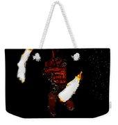 Easter Island Fire Dance Weekender Tote Bag