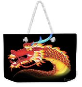 Eastern Dragon Weekender Tote Bag