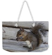Eastern Gray Squirrel-4 Weekender Tote Bag