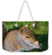 Eastern Grey Squirrel Weekender Tote Bag