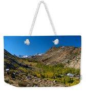 Eastern Sierras 11 Weekender Tote Bag