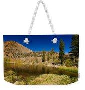 Eastern Sierras 18 Weekender Tote Bag