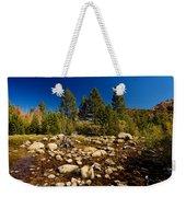 Eastern Sierras 21 Weekender Tote Bag