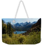 Eastern Sierras 22 Weekender Tote Bag