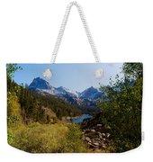 Eastern Sierras 23 Weekender Tote Bag
