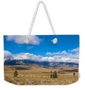 Eastern Sierras 25 Pano Weekender Tote Bag