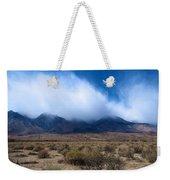 Eastern Sierras Weekender Tote Bag