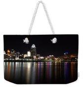 Eastern Skyline Weekender Tote Bag