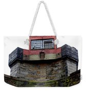 With One Eye Open Weekender Tote Bag
