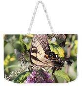 Eastern Tiger Swallowtail - Butterfly Weekender Tote Bag