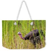 Eastern Wild Turkey - Longbeard Weekender Tote Bag