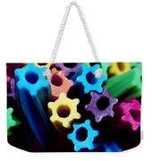 Eat-able Rainbow Weekender Tote Bag