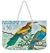 Eater Conservation Camargue Weekender Tote Bag
