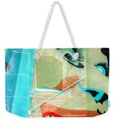Eating The Stairs Up Weekender Tote Bag