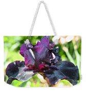Ebony Violet Weekender Tote Bag