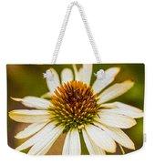 Echinacea Fading Beauty Weekender Tote Bag by Omaste Witkowski