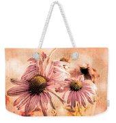 Echinacea Impressions  Weekender Tote Bag
