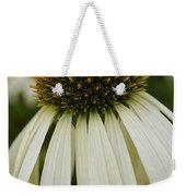 Echinacea Portrait Weekender Tote Bag