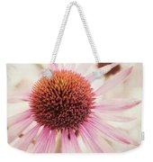 Echinacea Weekender Tote Bag by Priska Wettstein
