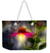 Echinacea Sunrise Weekender Tote Bag