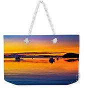 Echo Bay Sunset Weekender Tote Bag