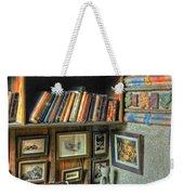 Eclectic Office Weekender Tote Bag
